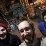 Avec Maxime GARET et Julien LABBACI